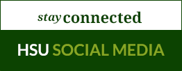 Stay Connected—HSU Social Media